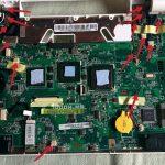 EeePC 1000Hの分解作業
