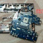 VersaPro VK26M/X-F の分解作業